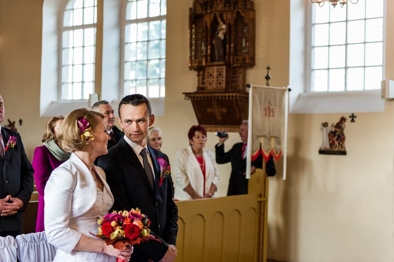 1 003 - Jesienna sesja ślubna