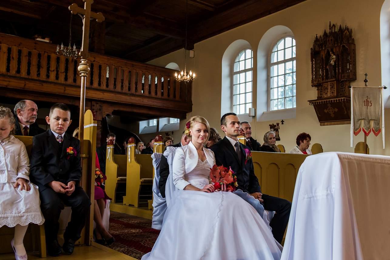 1 008 - Jesienna sesja ślubna