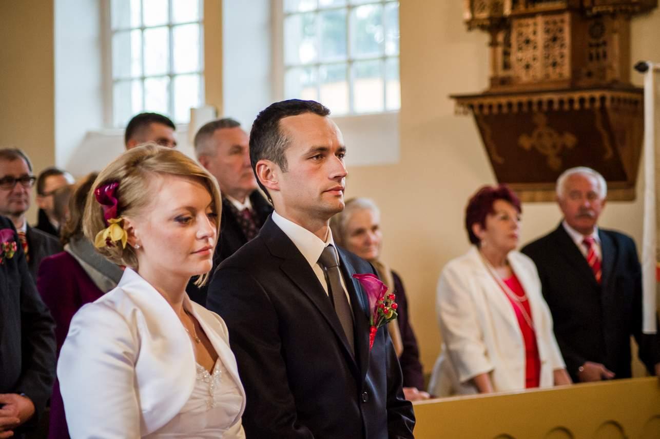 1 019 - Jesienna sesja ślubna