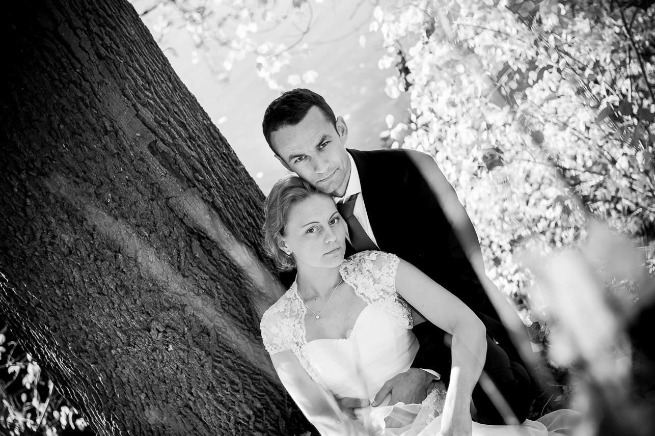 p 15 - Jesienna sesja ślubna
