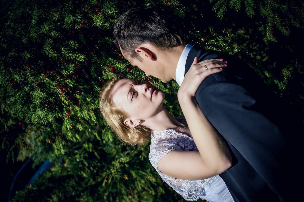 p 26 - Jesienna sesja ślubna