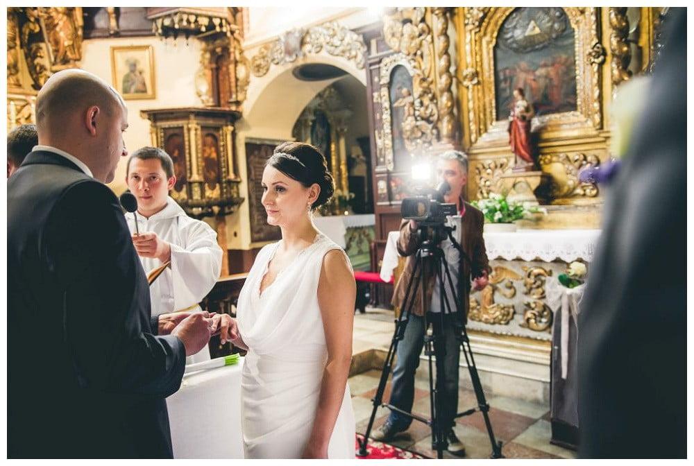 fotograf slubny kwidzyn066 - Katarzyna i Krzysztof - pałac romantyczny w Turznie