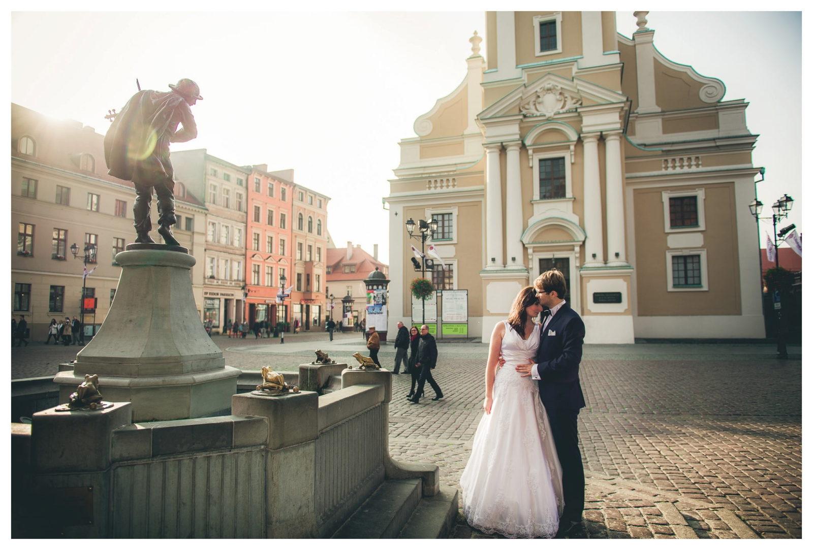 DSC 7566 - Jesienny plener ślubny w Toruniu. Sesja ślubna w Toruniu
