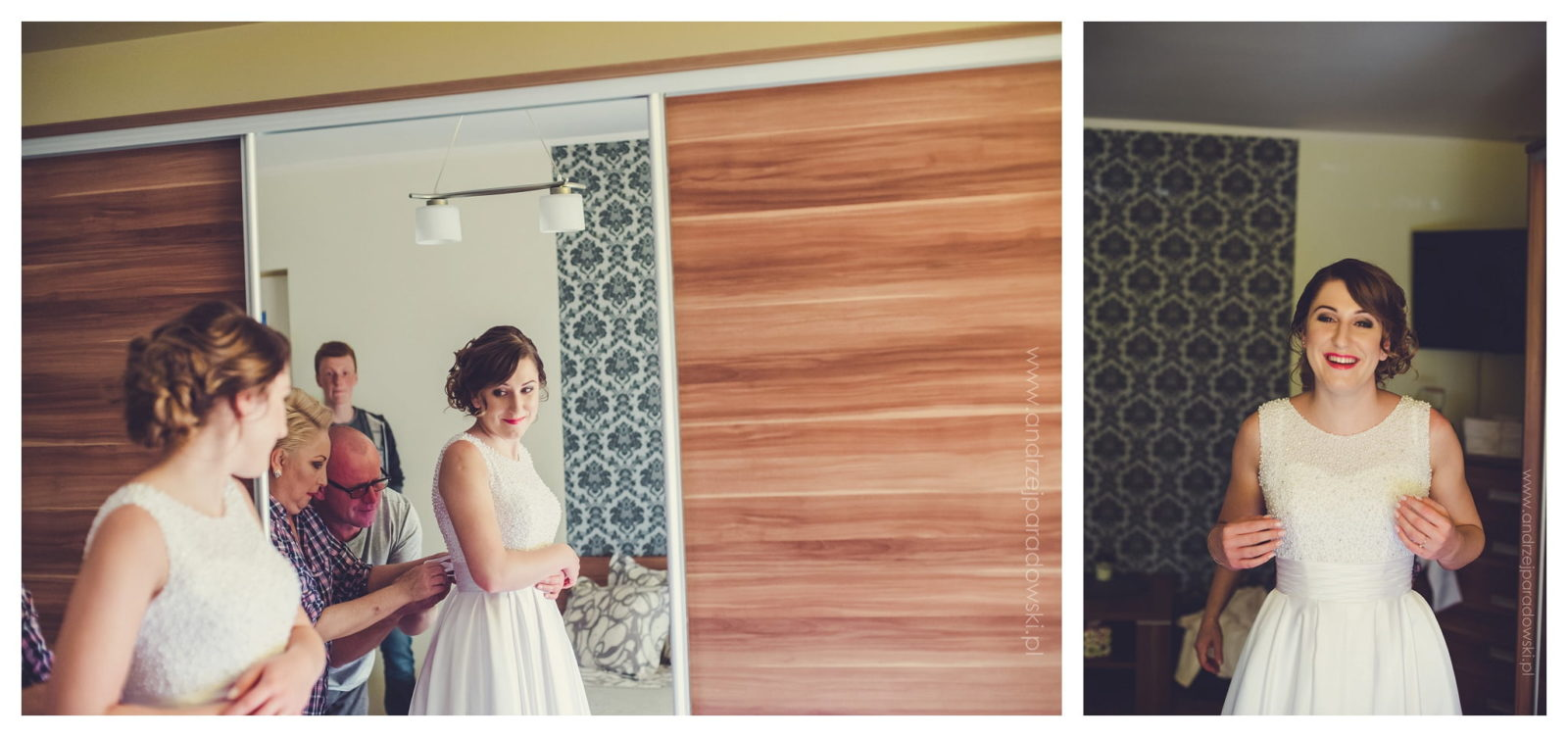 fotograf slubny wloclawek 21 - Ślub w Bobrownikach