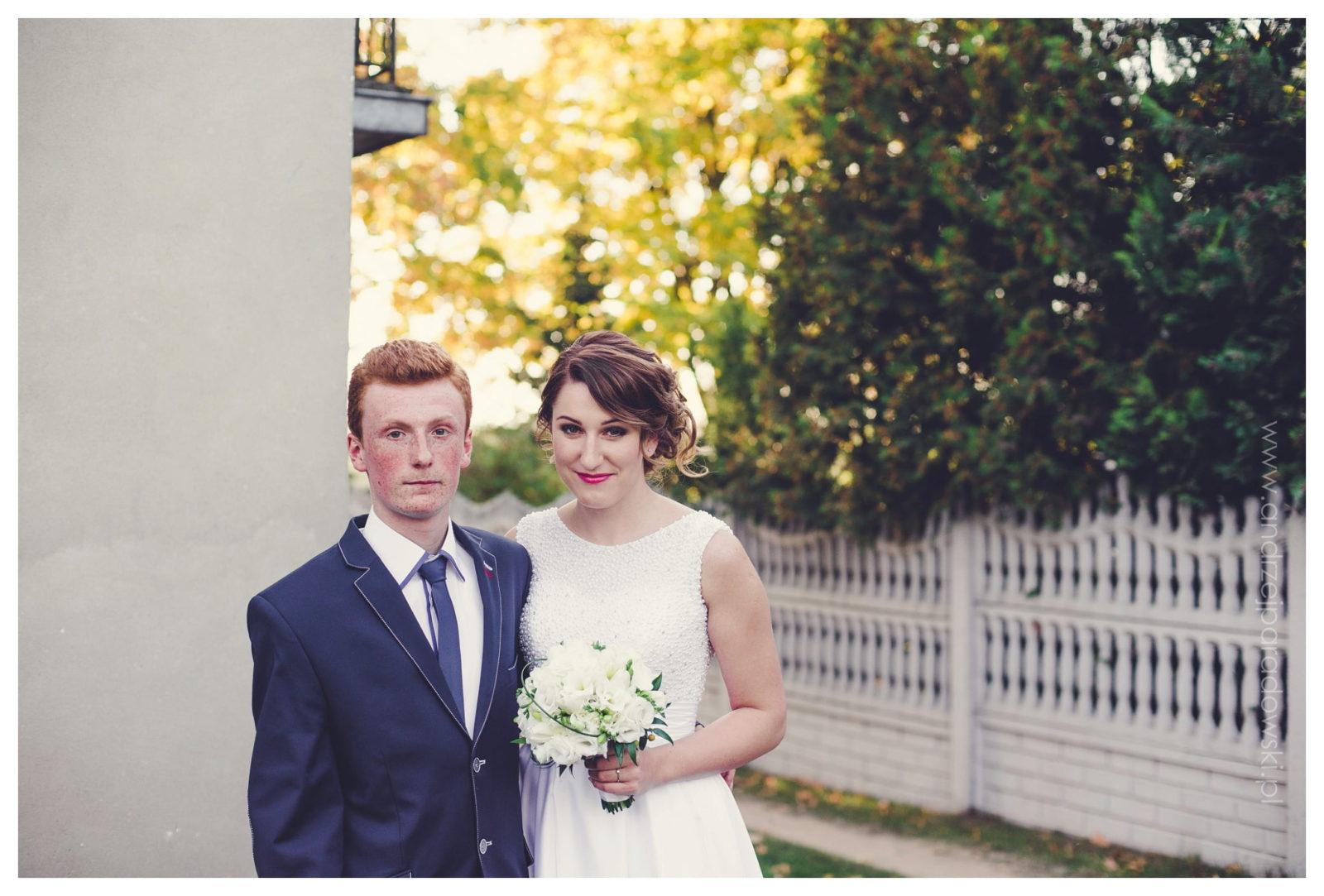 fotograf slubny wloclawek 25 - Ślub w Bobrownikach