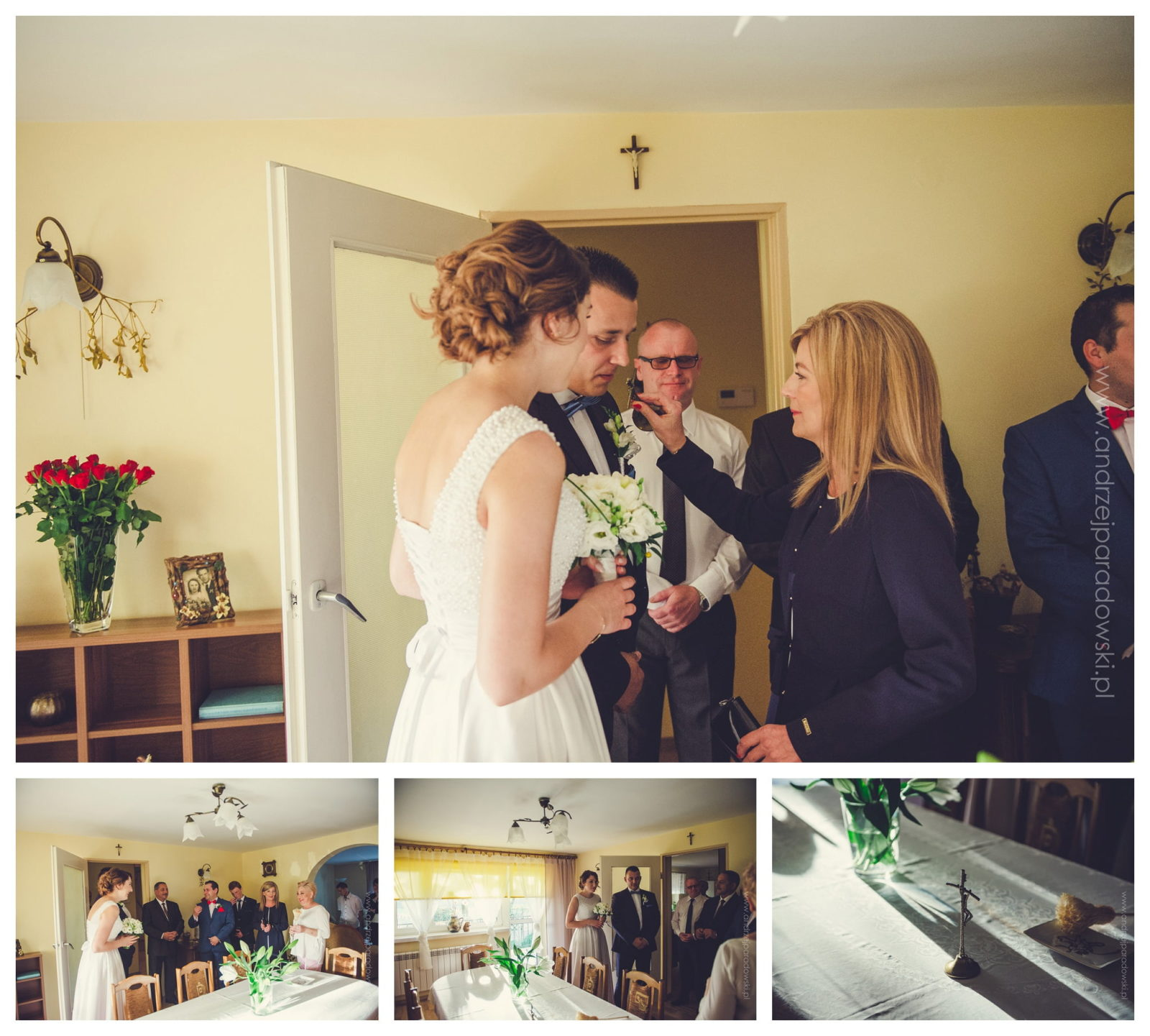 fotograf slubny wloclawek 46 - Ślub w Bobrownikach