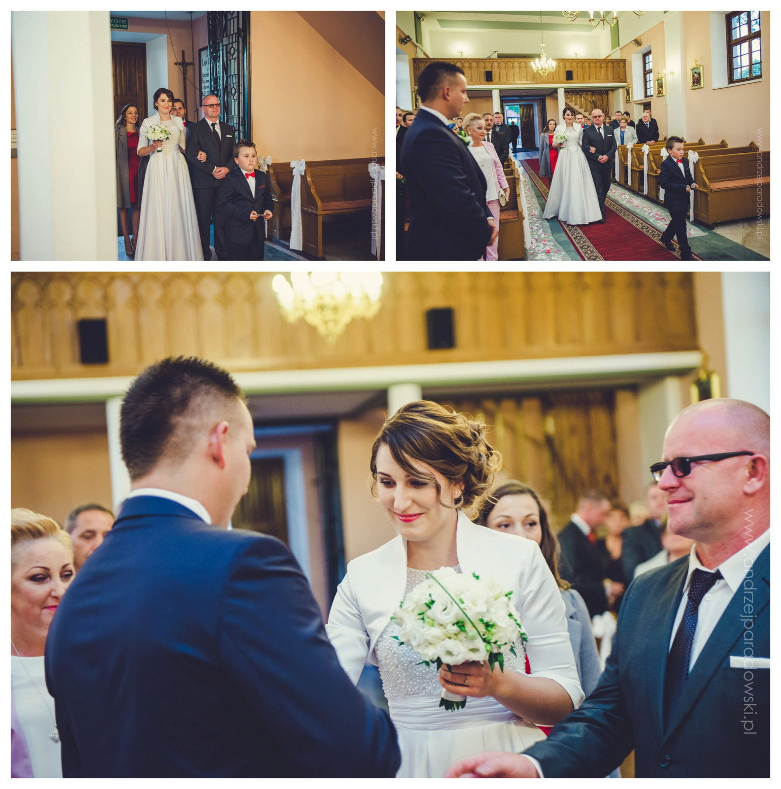 fotograf slubny wloclawek 54 - Ślub w Bobrownikach