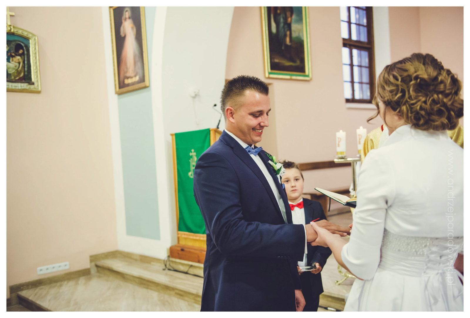 fotograf slubny wloclawek 59 - Ślub w Bobrownikach