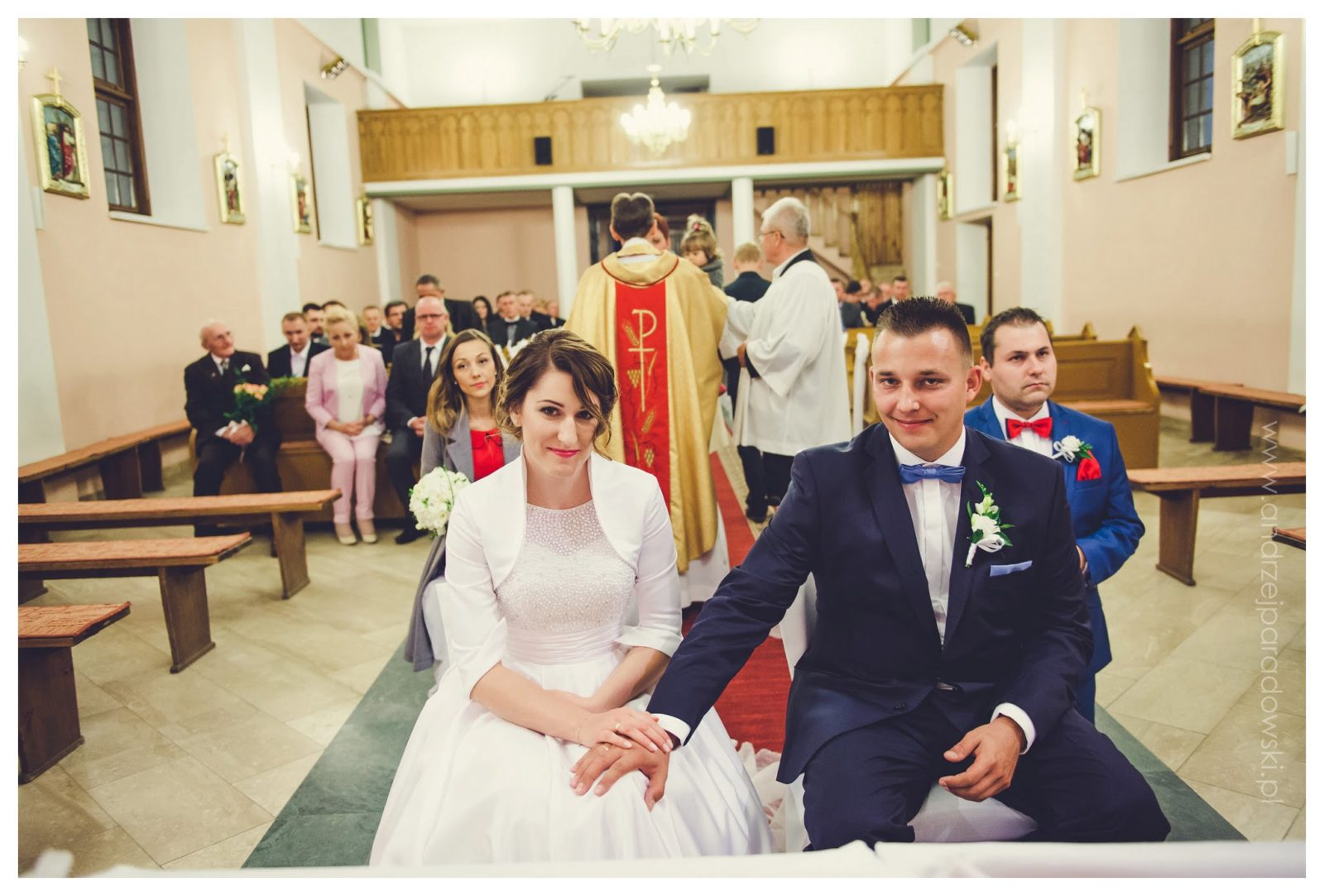 fotograf slubny wloclawek 63 - Ślub w Bobrownikach