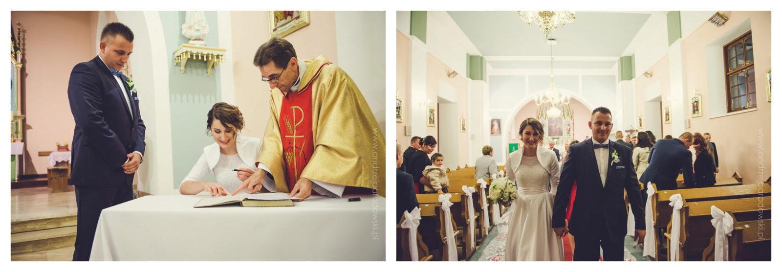 fotograf slubny wloclawek 64 - Ślub w Bobrownikach