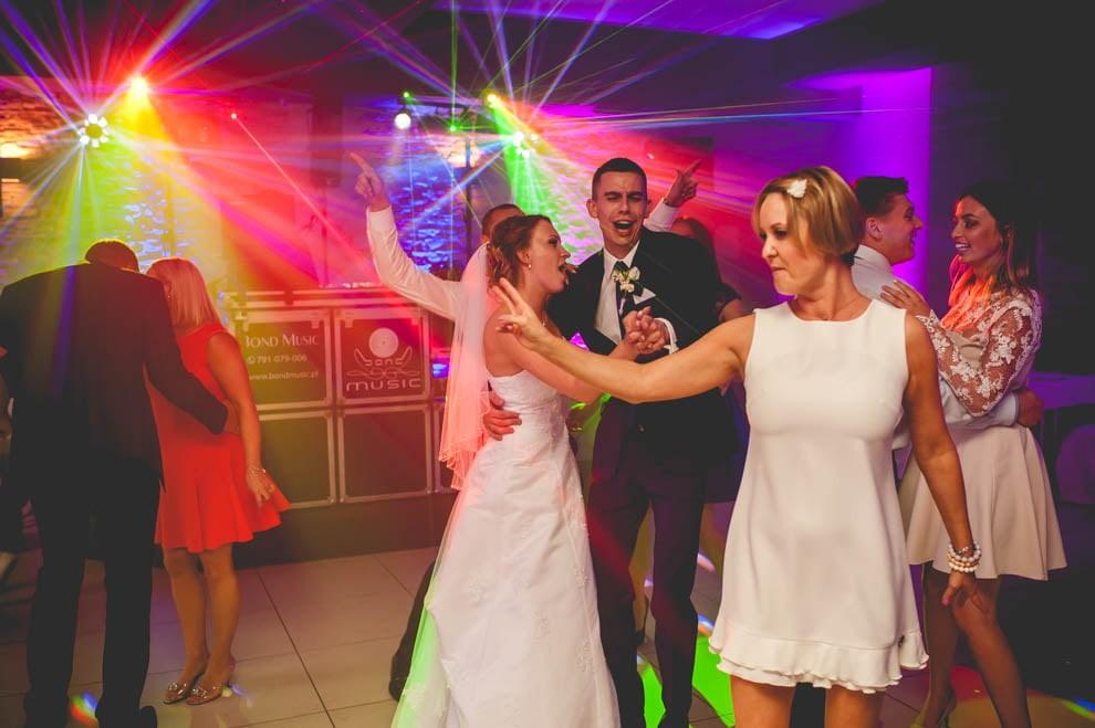 dj bond wesele 36 - Dj Bond ślub