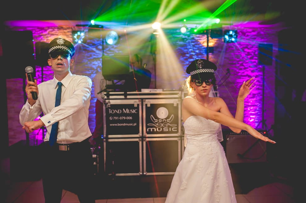 dj bond wesele 47 - Dj Bond ślub