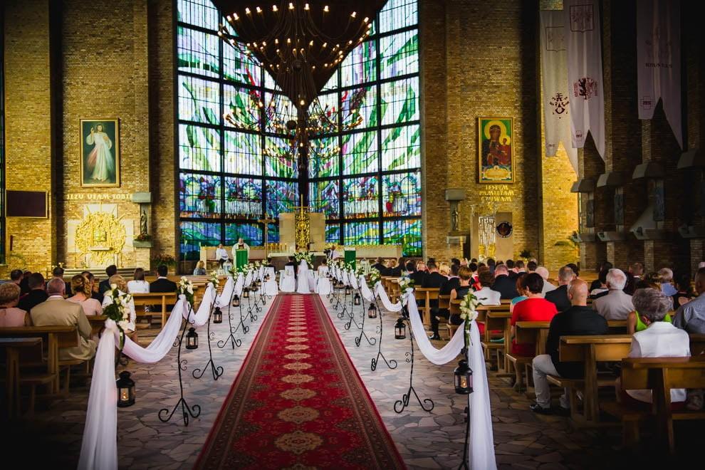 sala modrzewiowa rypin krysztalowa 43 - Ślub Restauracja Modrzewiowa w Rypinie
