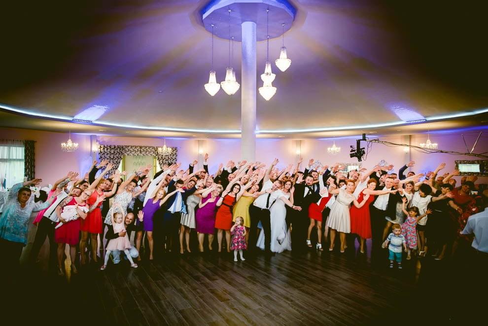 sala modrzewiowa rypin krysztalowa 76 - Ślub Restauracja Modrzewiowa w Rypinie
