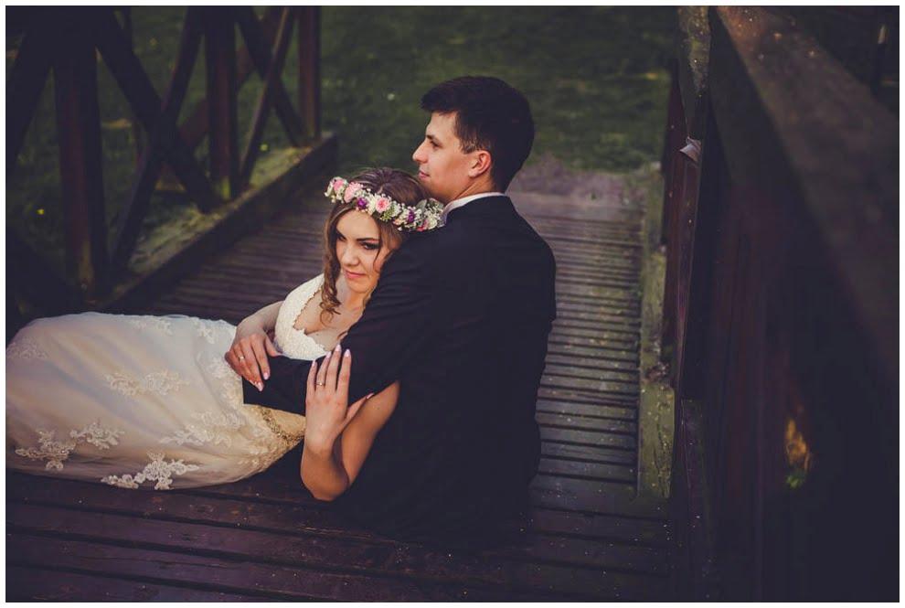 Dworek Wapionka plener ślubny 1 2 - Plener ślubny w Dworku Wapionka