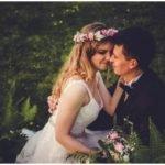 Plener ślubny w Dworku Wapionka