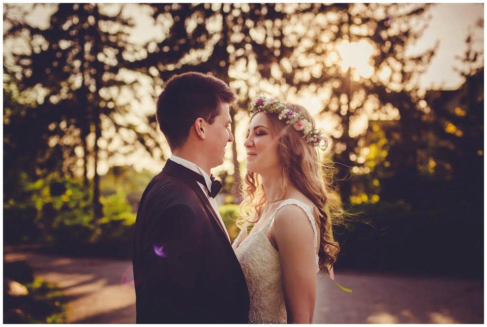 Dworek Wapionka sesja slubna 14 - Plener ślubny w Dworku Wapionka