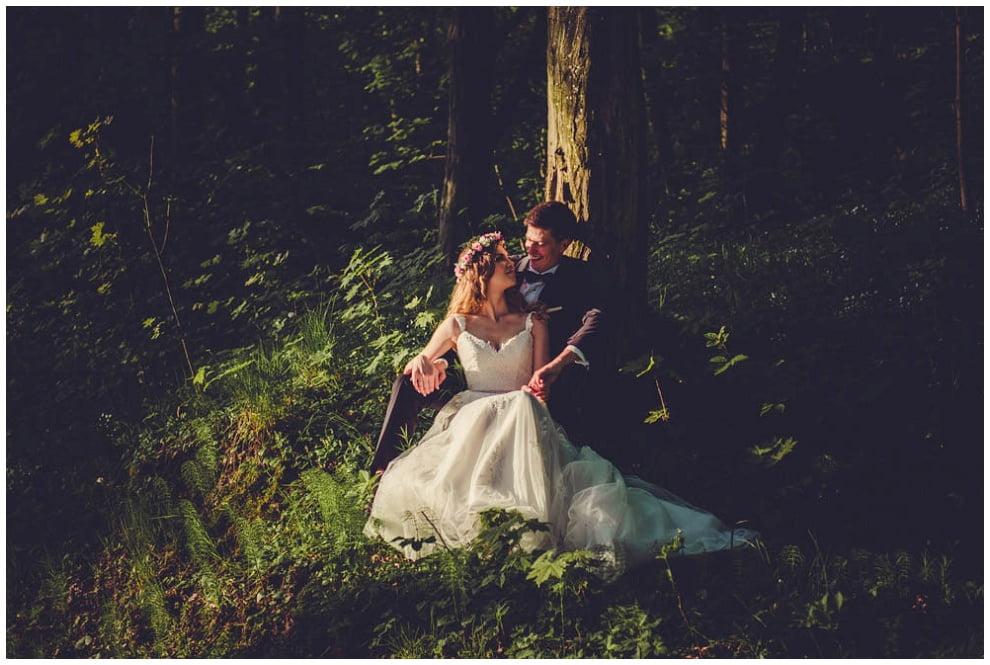 Dworek Wapionka sesja slubna 28 - Plener ślubny w Dworku Wapionka