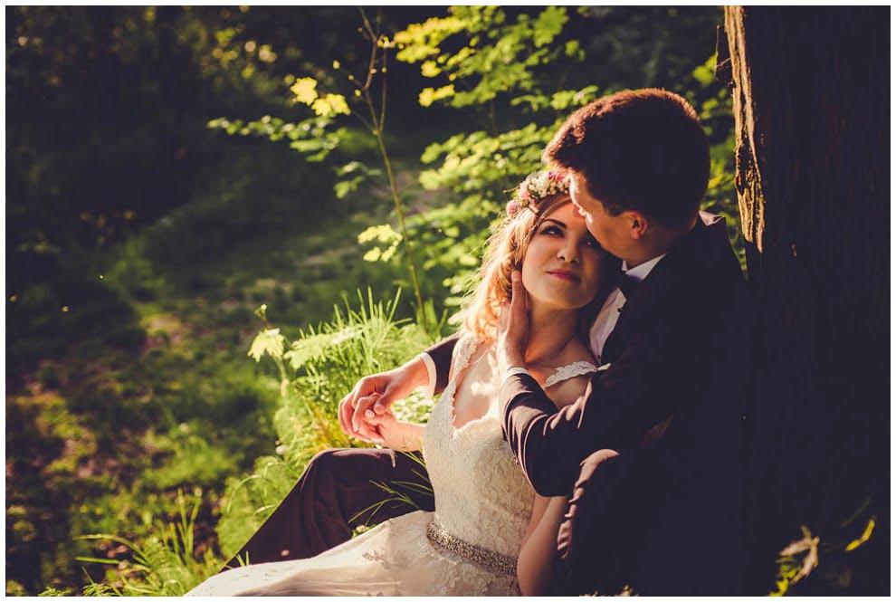 Dworek Wapionka sesja slubna 29 - Plener ślubny w Dworku Wapionka