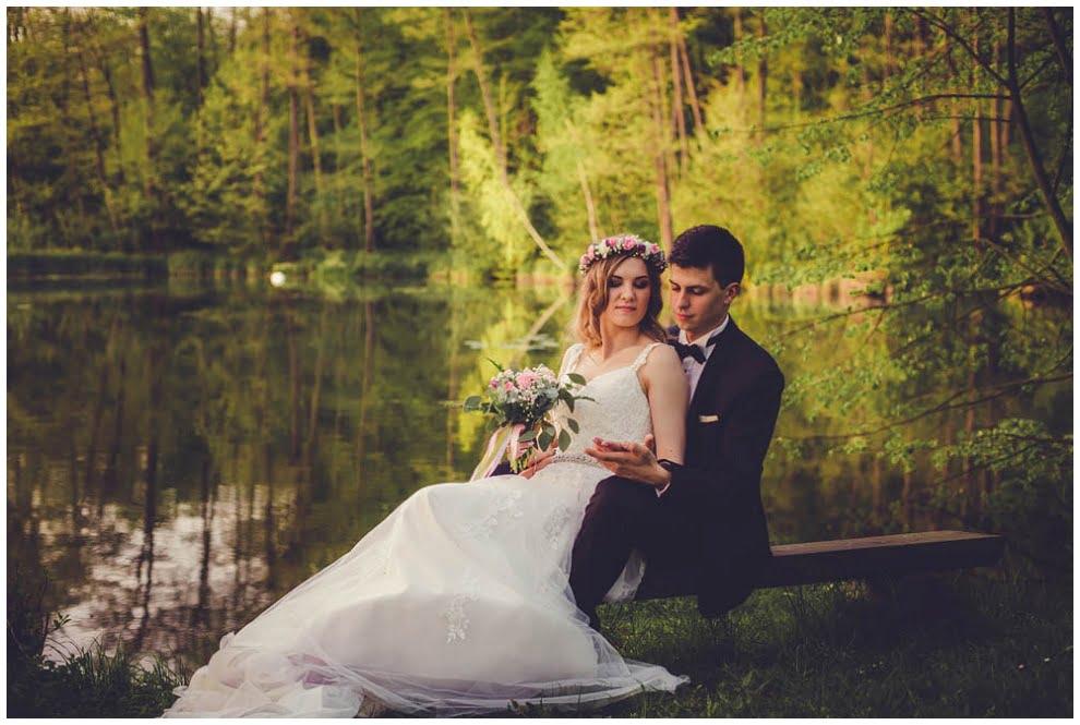 Dworek Wapionka sesja slubna 69 - Plener ślubny w Dworku Wapionka