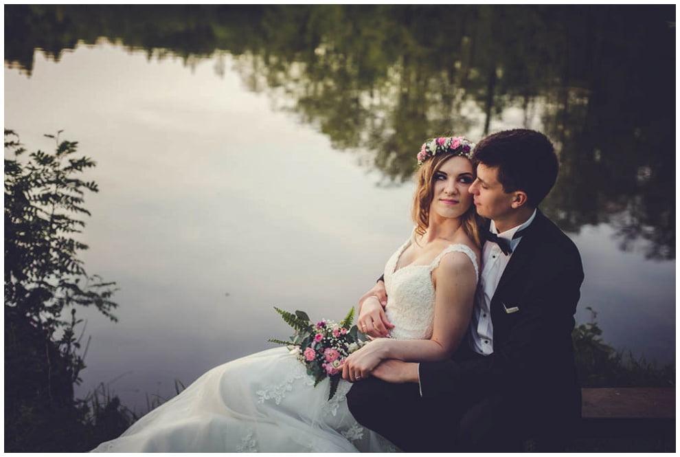 Dworek Wapionka sesja slubna 72 - Plener ślubny w Dworku Wapionka