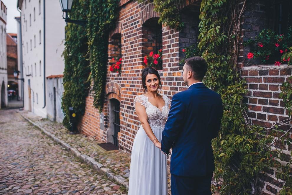 Plener slubny torun 10 - Plener ślubny w Toruniu