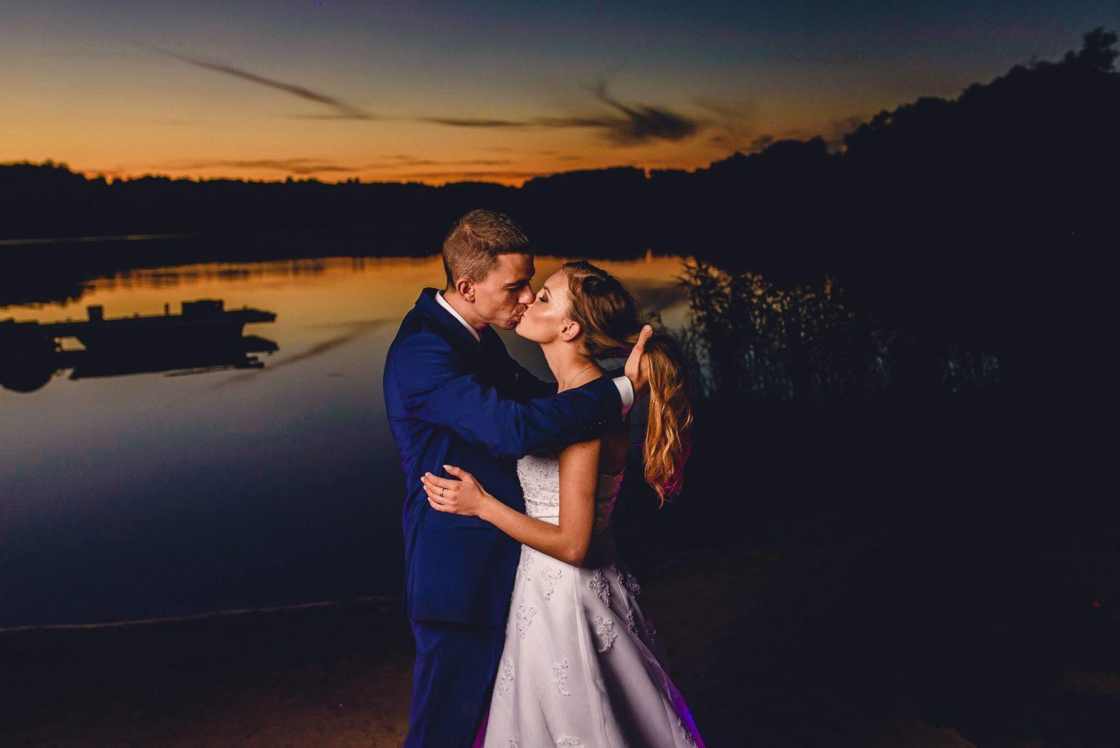 Fotograf ślubny Dworek Wapionka