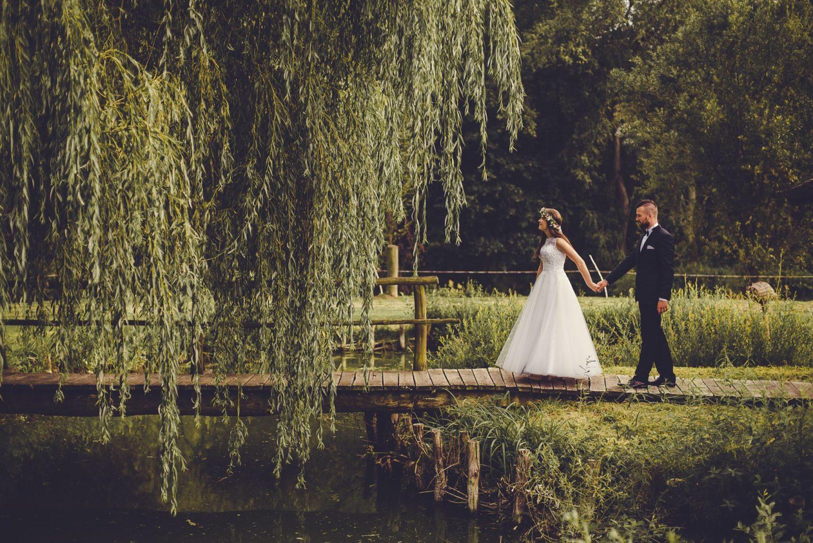 Fotograf ślubny Pałac Romantyczny